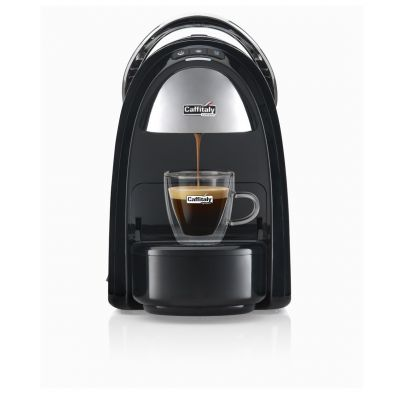 Macchina da caffè Caffitaly Ambra S18 disponibile bianca o nera