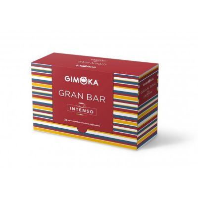 Gimoka Gran Bar intenso | 30 Capsule compatibili Domo