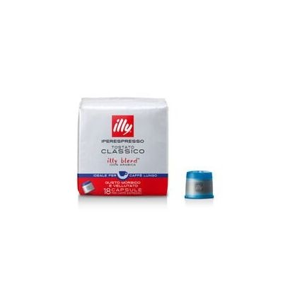 18 Capsule ILLY iperespresso arabica espresso lungo
