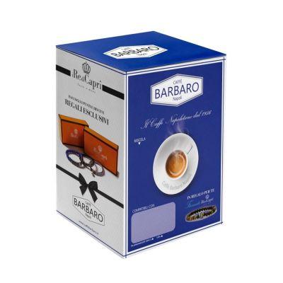 Capsule compatibili Iperespresso Caffè Barbaro Mix Oro 100% Arabica 80 pz