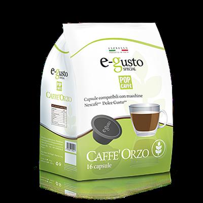 E-gusto Orzo Compatibili  Dolce Gusto | Pop Caffè