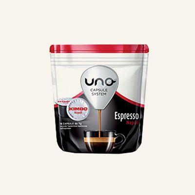 Kimbo Uno System Espresso Napoli | 16 capsule