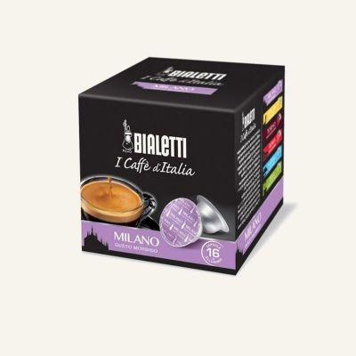 16 Capsule caffè Milano BIALETTI