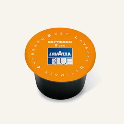 100 Capsule espresso Ricco Lavazza Blue