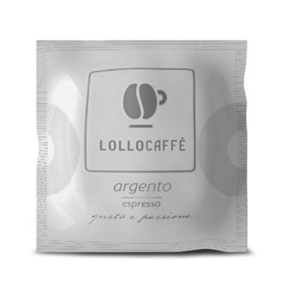 150 Cialde 44mm Lollo Caffè espresso Argento