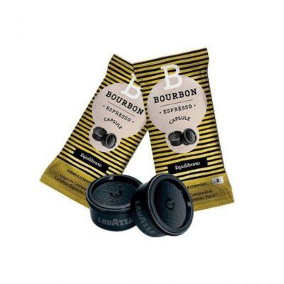 50 Capsule Lavazza Espresso Point Bourbon Equilibrato