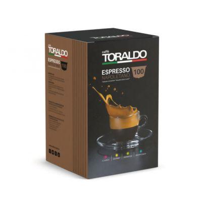 100 Capsule Toraldo Compatibili Dolce Gusto Miscela Gourmet