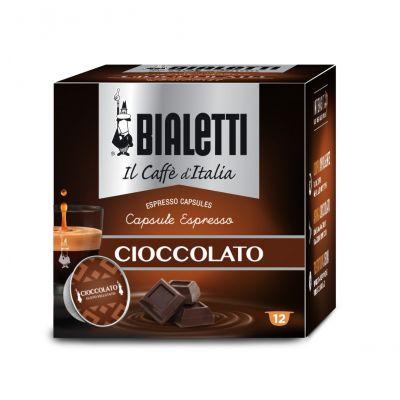 12 Capsule Bialetti Cioccolato