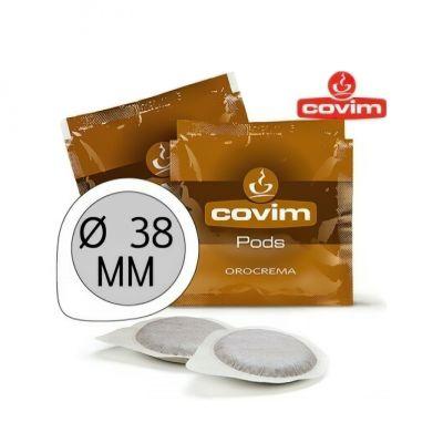 150 Cialde Covim Compatibili 38 mm Orocrema