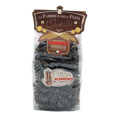 1 Confezione Pasta Kimbo Fusilloni Al CafféDa 500g
