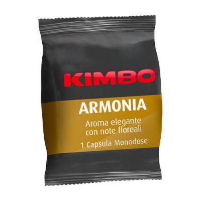 100 Capsule Kimbo Compatibili Espresso Point Armonia 100% Arabica