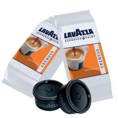 50 Capsule Lavazza Compatibili Espresso Point Cremoso Web