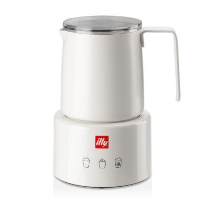 Montalatte elettrico - Cappuccinatore Illy Milk Frother