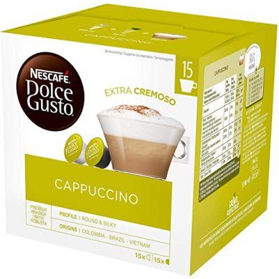30 Capsule Nescafé Compatibili Dolce Gusto Cappuccino