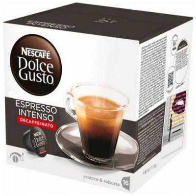 16 Capsule Nescafé Compatibili Dolce Gusto Intenso Decaffeinato