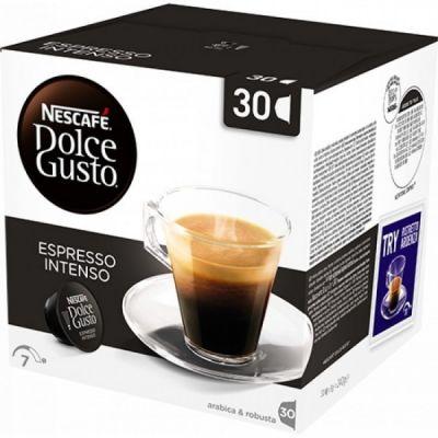 30 Capsule Nescafé Compatibili Dolce Gusto Intenso