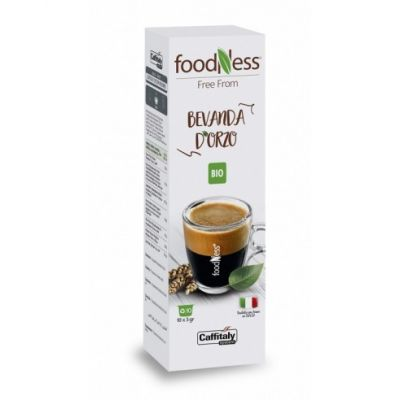 10 Capsule Caffitaly System Foodness Orzo