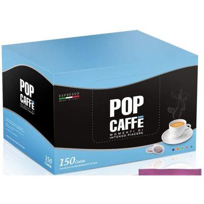 150 Cialde Pop Caffè Compatibili Ese 44mm Cremoso .2