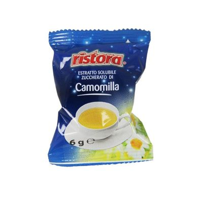 25 Capsule Ristora Compatibili Espresso Point Camomilla